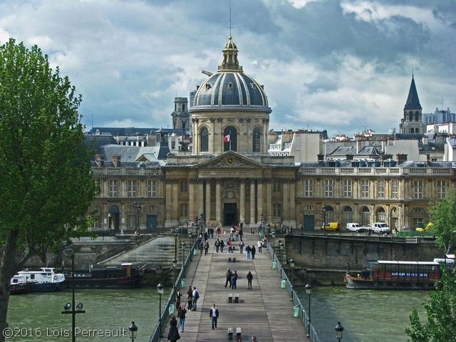 View from the Louvre, 2008