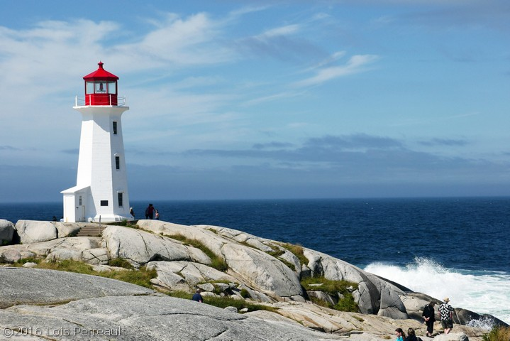 Peggy's Cove....Lois Perreault