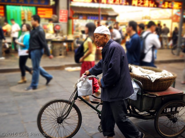 Shanghai Marketplace, China