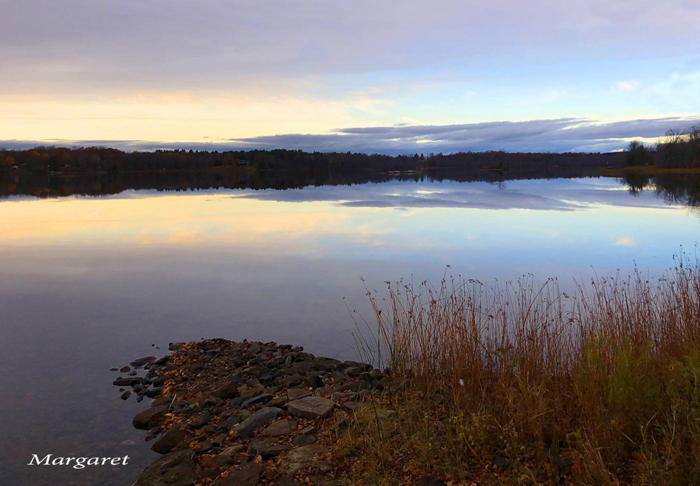 Sky at Black Lake