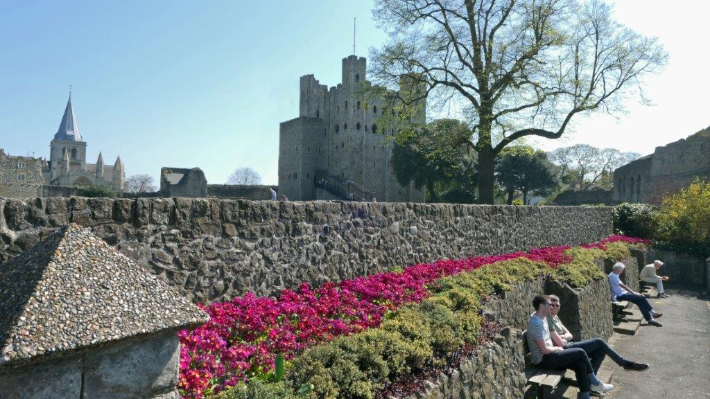 Castles in the Spring