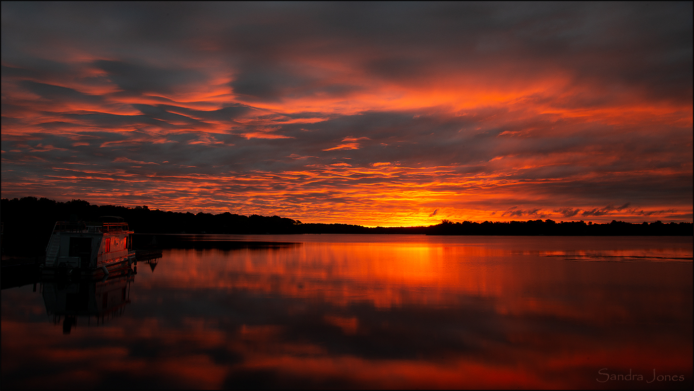 Narrows Lock Sunrise